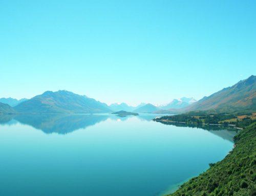 Blanket Bay- New Zealand