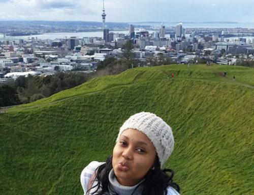Fun in New Zealand!